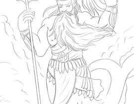 #34 cho Merman Vector Illustration bởi ShiulyBrahma