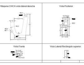 #6 cho Technical Drawings for Plumbing/Bathroom Spec Sheets bởi alejandro185
