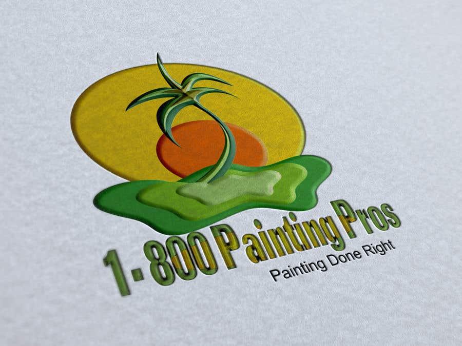 Penyertaan Peraduan #                                        6                                      untuk                                         1 800 Painting Pros // 1800PaintingPros.com