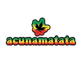 #97 for Design a Rasta/Hippy style Logo for Akunamatata by crystales
