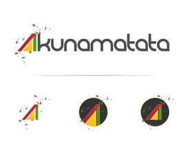 #67 for Design a Rasta/Hippy style Logo for Akunamatata by nikster08