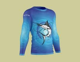 #46 untuk Design me a Fishing Shirt oleh boskomp