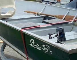 #21 for Boat decal af skmokammel
