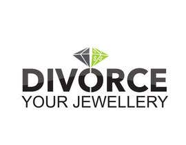 #114 for Logo Design for Divorce my jewellery af ulogo