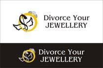 Logo Design for Divorce my jewellery için Graphic Design80 No.lu Yarışma Girdisi