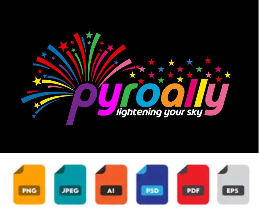 Kilpailutyö #                                        179                                      kilpailussa                                         create a fireworks product logo