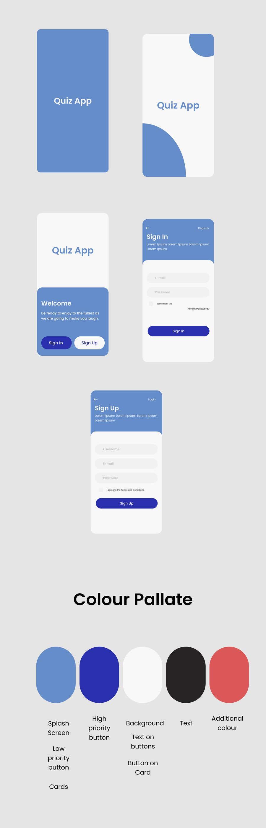 Penyertaan Peraduan #                                        2                                      untuk                                         Design me a Mobile App