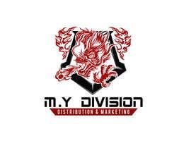 #21 untuk Design and draw a dragon logo for a sketch idea oleh marstyson76