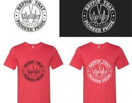 #139 para McVay Elementary Reppin that Pioneer Pride Tee Shirt logo por sahidurrahmanala