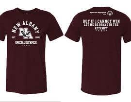 GDProfessional tarafından New albany Special Olympics Tee Shirt Design için no 42