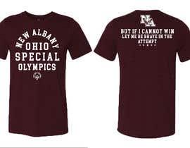 GDProfessional tarafından New albany Special Olympics Tee Shirt Design için no 46