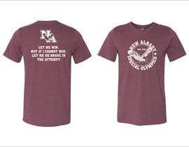 shagor42445 tarafından New albany Special Olympics Tee Shirt Design için no 129