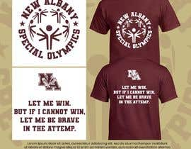 rockztah89 tarafından New albany Special Olympics Tee Shirt Design için no 41