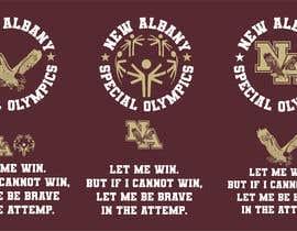 rockztah89 tarafından New albany Special Olympics Tee Shirt Design için no 79
