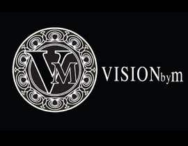 AnaCZ tarafından Design a Logo for Fashion show apparel- VISION by M için no 46