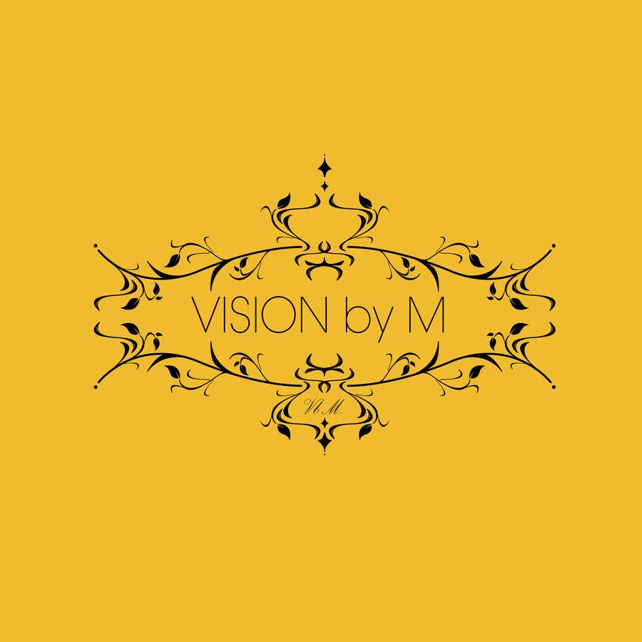 Bài tham dự cuộc thi #27 cho Design a Logo for Fashion show apparel- VISION by M