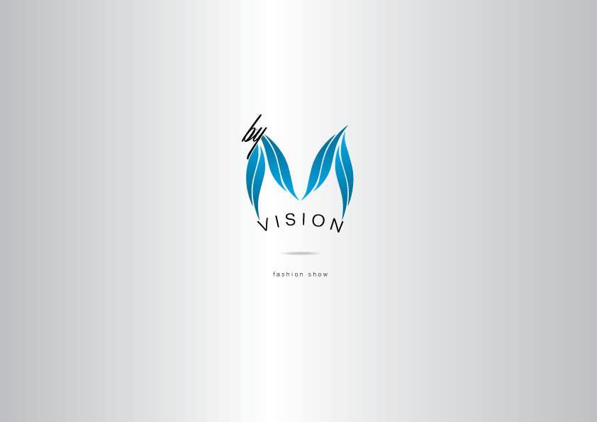 Bài tham dự cuộc thi #68 cho Design a Logo for Fashion show apparel- VISION by M