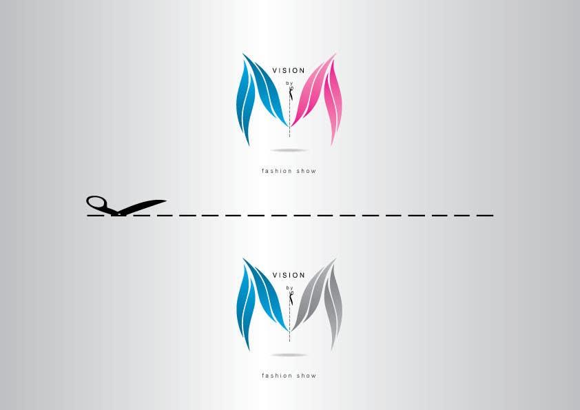 Bài tham dự cuộc thi #71 cho Design a Logo for Fashion show apparel- VISION by M