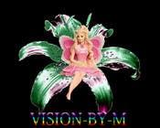Bài tham dự #64 về Graphic Design cho cuộc thi Design a Logo for Fashion show apparel- VISION by M