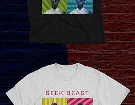 marinauri tarafından T-shirt Design for Geek/Tech content creator için no 23