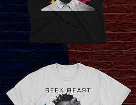 marinauri tarafından T-shirt Design for Geek/Tech content creator için no 25