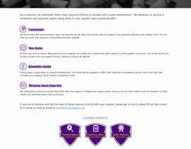 #9 for Website Bullet Point list Design by contrivance14