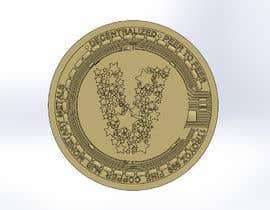 Nro 95 kilpailuun Make a coin käyttäjältä Antoio862