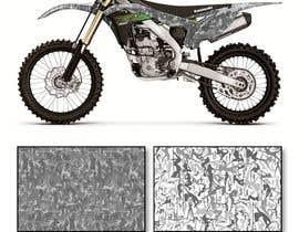 Nro 12 kilpailuun Create Graphic for Dirtbike käyttäjältä SherryD45