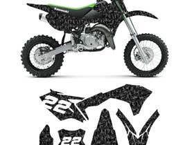 Nro 24 kilpailuun Create Graphic for Dirtbike käyttäjältä ruhulamin22