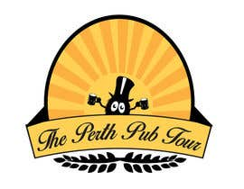 #27 untuk Design a Logo for The Perth Pub Tour oleh ciprilisticus