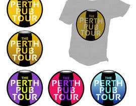 #12 for Design a Logo for The Perth Pub Tour af carriejeziorny