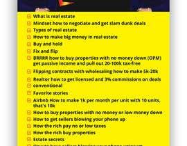 shohelhasan01 tarafından Edit a marketing flyer - 12/05/2021 22:40 EDT için no 21