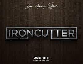 """#174 for Design a Logo for """"Ironcutter"""" af Mafikul99739"""