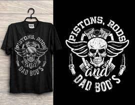 #46 untuk T Shirt print designs - multiple required oleh bottondas68