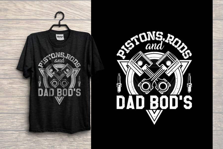 Penyertaan Peraduan #                                        47                                      untuk                                         T Shirt print designs - multiple required