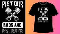 Graphic Design Entri Peraduan #57 for T Shirt print designs - multiple required