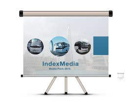#41 untuk Design a Brochure for Index Media UAE oleh stylishwork
