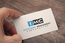 Design a Logo for Investmet Management Corporation Pty Ltd için Graphic Design379 No.lu Yarışma Girdisi