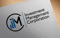 Design a Logo for Investmet Management Corporation Pty Ltd için Graphic Design353 No.lu Yarışma Girdisi