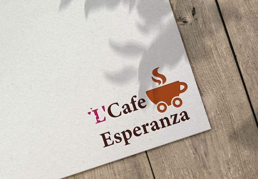 Konkurrenceindlæg #                                        38                                      for                                         Logo/Flyer - College Cafe - Quote/slogan