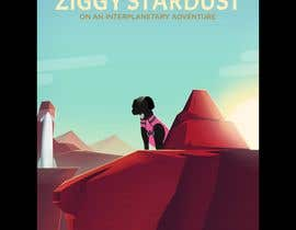 #5 para High-Resolution Retro Mars Posters Featuring Ziggy the Puggle por HanifAulia