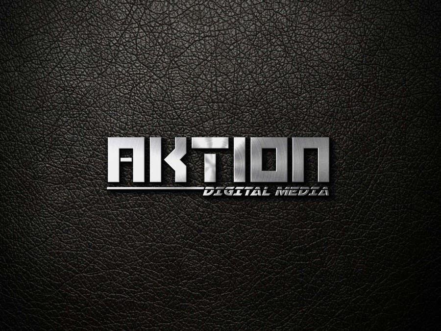 Contest Entry #                                        824                                      for                                         Design a Logo for Aktion Digital Media