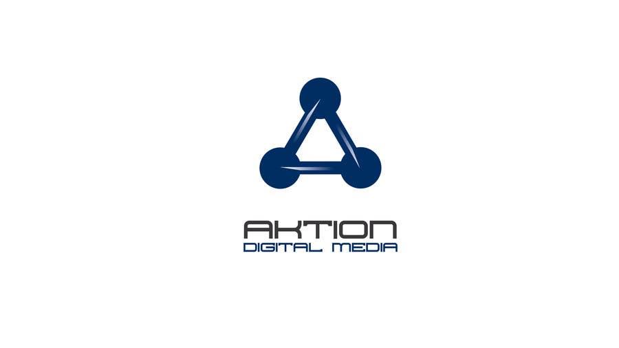 Contest Entry #                                        795                                      for                                         Design a Logo for Aktion Digital Media