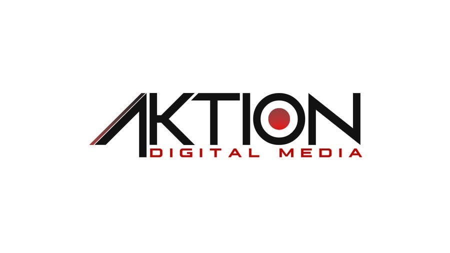 Contest Entry #                                        825                                      for                                         Design a Logo for Aktion Digital Media