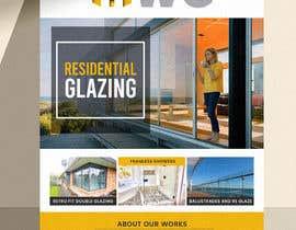 danushkamdarts tarafından design a flyer for wellington construction glazing için no 83
