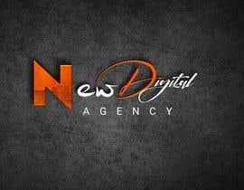 Nro 31 kilpailuun Create a new brand name for web agency and logo käyttäjältä satyendrasingh02