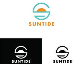 #283 for Logo design - Suntide (beach product) af IsaacDubio
