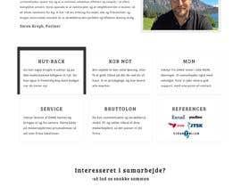 #54 untuk Sharpen simple website oleh Parashshikder