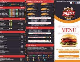 srialokbiswas tarafından Menu for Pizza Restaurant için no 10