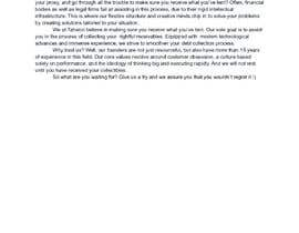 #2 untuk Content Writing - About Us oleh msavinash1139